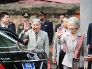HCM City get-together marks Japanese emperor's birthday
