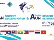 ASEAN students gather to build prosperous bloc