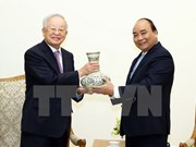 PM receives Chairman of RoK-based CJ Corporation