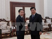 Lao Prime Minister hails Vietnam News Agency's support