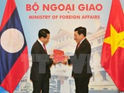 Vietnam-Laos ministerial-level consultation held in Hanoi