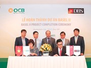 First Vietnamese bank completes Basel II project
