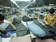Chinese firm completes garment-textile production chain in Vietnam