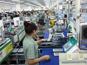 Samsung Electronics Vietnam tops largest firms list