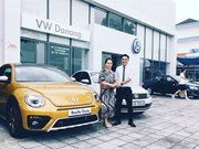 German car maker debuts Da Nang showroom