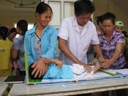 Communication work prevents malnutrition in ethnic minority children