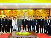Hanoi starts building smart city