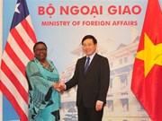 Vietnam, Liberia strive to triple trade revenue