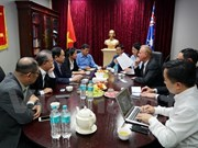 Vietnam Fatherland Front to help push aquatic exports to Australia
