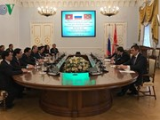 Politburo member Tran Quoc Vuong wraps up visit to Russia