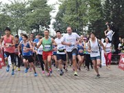 Half marathon calls for end to bear farming