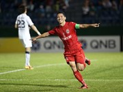 Four Vietnamese in ASEAN best players' list