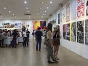 World's best typography on show in HCM City