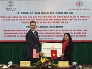 USAID helps Vietnam Red Cross manage disaster risks