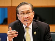 Thailand welcomes EU to restore political contacts