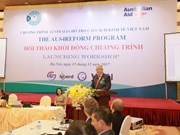 Australia renews commitment to support  Vietnam's economic reform