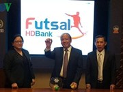 Vietnam in Group A at Asian futsal tourney