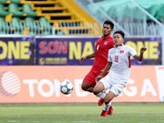 Vietnam draws with Myanmar in U21 International event