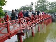 Hanoi meets tourism target