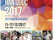RoK film festival held in Quang Nam