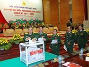 Nguyen Van Duoc re-elected VWVA chairman