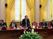 Presidential Office announces six new laws