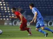 Vietnam loses to Uzbekistan in M-150 Cup final