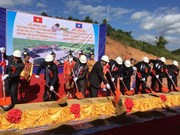 Vietnam builds school for northern bordering Lao province