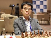Liem places 7th in blitz chess China event