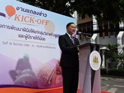 Thailand launches nationwide skill development programme