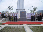New flag tower inaugurated in Lao Cai northern border province