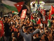 Protest in Indonesia against US President's Jerusalem move