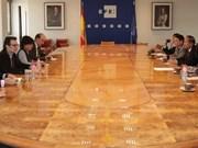 Vietnam News Agency enhances relations with European partners