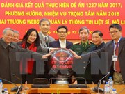 Vietnam completes 95 pct of martyr remains recovery plan