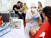 Diarrhoea high in children without vaccine