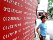 11-digit phone numbers to be cut