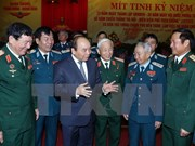 PM urges prompt modernisation of Air Defence-Air Force