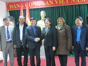 VGCL President receives Cuban Ambassador