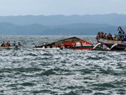 Philippines: Ferry sinks off with 251 people onboard