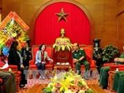 Military Region 7 vows to boost mass mobilisation work