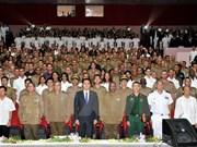 Vietnam People's Army day celebrated in Cuba, Czech