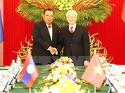 Vietnam-Laos solidarity year – great milestone in bilateral ties