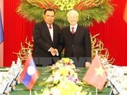 Vietnam-Laos solidarity year – great milestone in bilateral ties