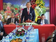 Deputy PM visits religious organisations in Kon Tum