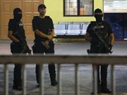 Malaysia arrests 20 suspects with link to recent terrorist activities