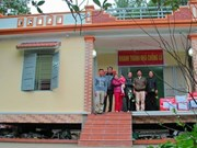 Project helps build flood resistant homes for the needy