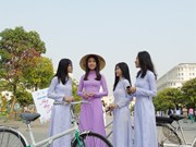 HCM City to host ao dai festival in March