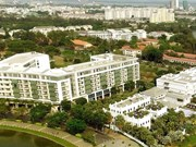 Infrastructure lifts HCM City property market