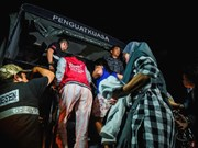 Malaysia arrests illegal foreign workers
