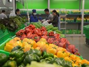 Fruit and vegetable exports hit 3.34 billion USD